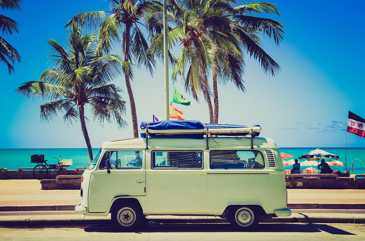 Mit dem Auto ab in den Urlaub