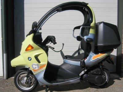 BMW C1 mit Autogas LPG Antrieb